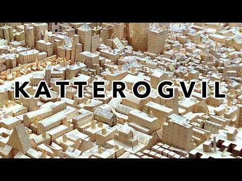 Katterogvil - a Paper City