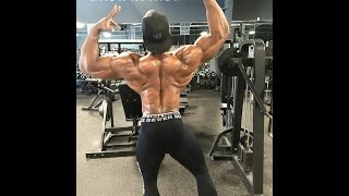 Back Attack - Back workout for a wide back