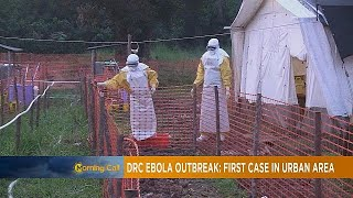 Ebola outbreak worsens; new case confirmed in urban area