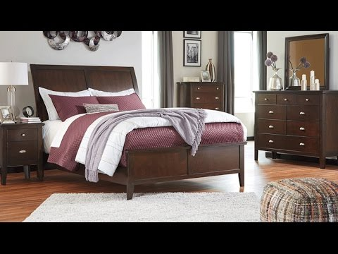 Evanburg Bedroom Collection B598 By Ashley Youtube