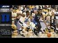 Duke vs. Pittsburgh Condensed Game | 2018-19 ACC Basketball
