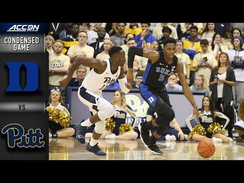 Duke vs. Pittsburgh Condensed Game | 2018-19 ACC Basketball Mp3