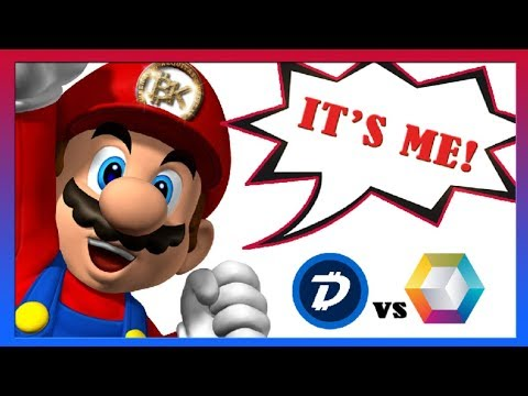 10.30 Digibyte Voxelus 🎮 Bitcoin Price 6100 Crypto Trading DGB VOX Bittrex #bitcoin #cryptocurrency