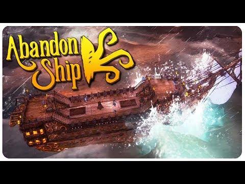 Abandon Ship Game - DEEP ONES board our SHIP! | Abandon Ship Gameplay