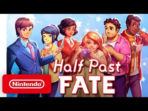 Half Past Fate - Launch Trailer - Nintendo Switch