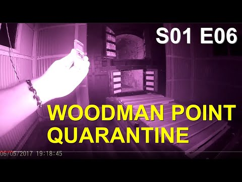 Paranormal Hunters - Quarantine Station, Woodman Point