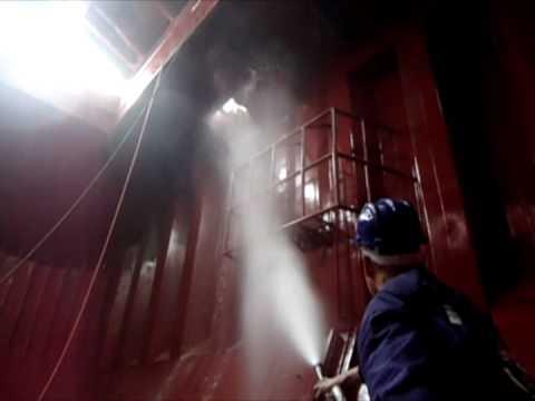 Holds Cleaning Santos Brasil- Expurga Guaçu.avi