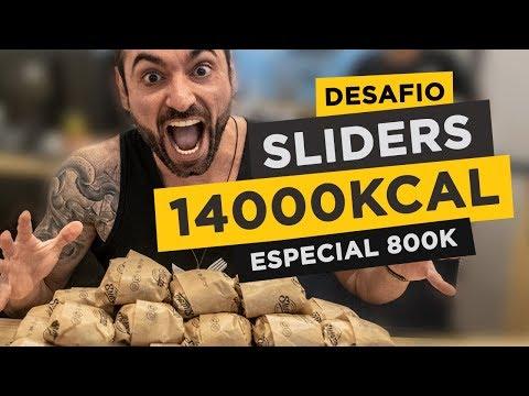 Desafio #59 - Brutalidade no Sliders!! [Especial 800k]
