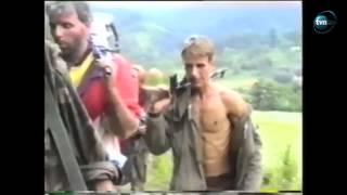 время войны в Боснии