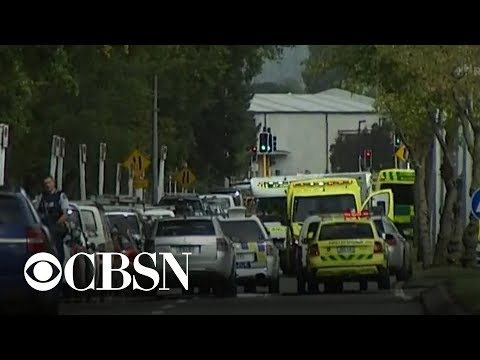 Mass shooting at Christchurch mosque