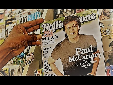 Rolling Stone magazine up for sale, Jann Wenner gives up