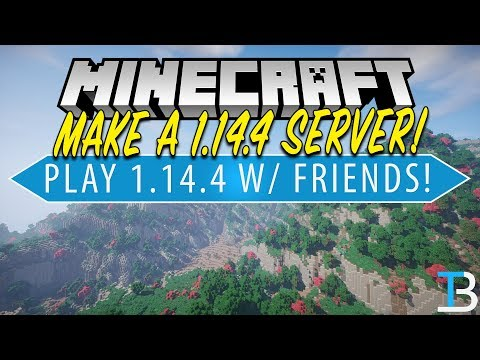 how-to-make-a-minecraft-1.14.4-server-(play-minecraft-1.14.4-with-friends!)