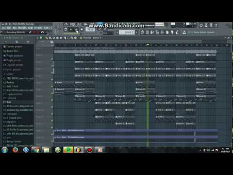 Tee Grizzley x Lil Yachty - From The D To The A Instrumental Remake (FLP)