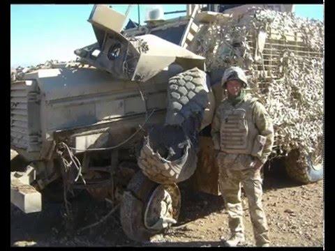 B Squadron KRH Afghanistan