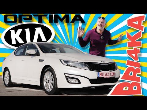 KIA Optima TF | 3Gen| Test and Review | Bri4ka.com