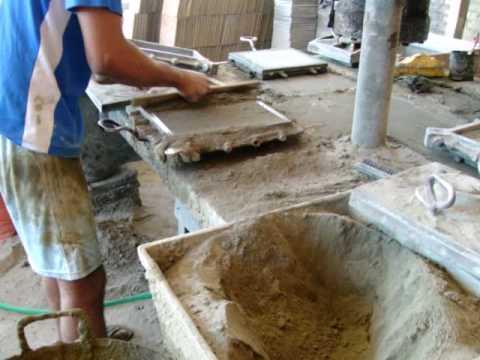 Alvarado pisos srl producci n baldosa gran tica canto - Como hacer brillar el piso de cemento ...