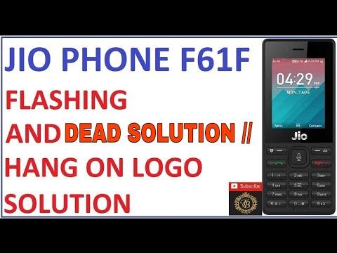 JIOPHONE LYF (F61F) FLASHING/HANG ON JIO LOGO/DEAD SOLUTION 100% WORKING  (2019) BY TECH BABUL