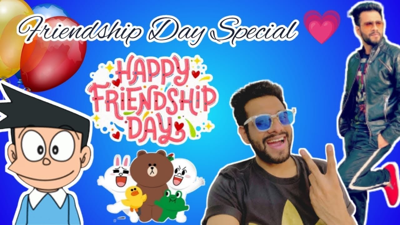 Happy Friendship Day | For My YouTube Family ❤️