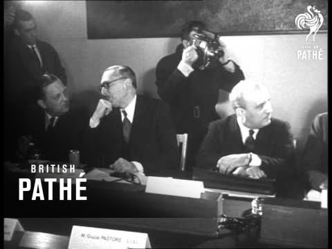 Action Committee Meeting (1956)