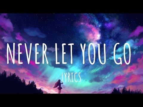 Slushii - Never Let You Go ft. Sofia Reyes (Lyrics)