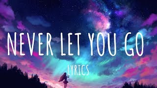 Slushii - Never Let You Go ft. Sofia Reyes (Lyrics)