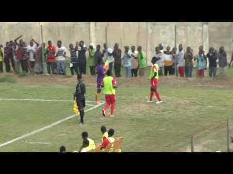 Medeama 2-1 Asante Kotoko: Watch penalties awarded against Kotoko