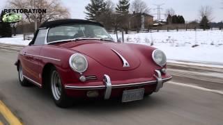 Restoration Spotlight: Lessons Learned Restoring the 1957 Porsche 356 Speedster