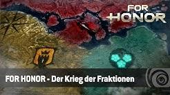 For Honor - Der Krieg der Fraktionen | Ubisoft [DE]