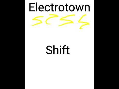 Electrotown - Shift