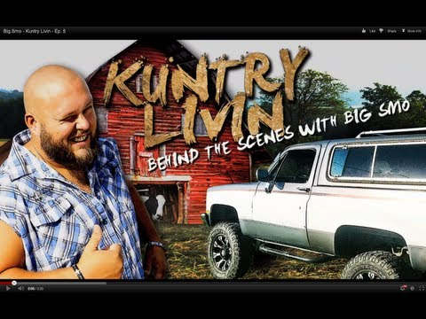 Big Smo - Kuntry Livin' - Teaser