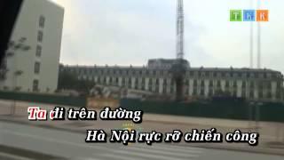Bài ca Hà Nội - Vũ Thanh Karaoke Beat