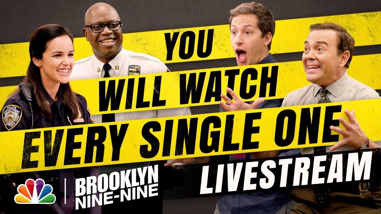 Download Every Brooklyn Nine-Nine Cold Open - Brooklyn Nine-Nine