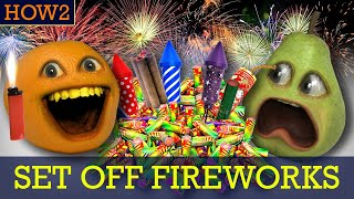 HOW2: How to Set off Fireworks