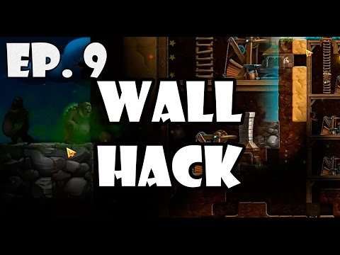 [EP9] Craft The World (Dansk/Danish) | Wall Hack - Instant Death Wall