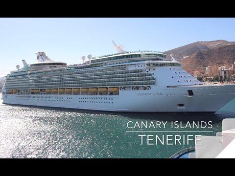 Navigator of the Seas Royal Caribbean 09/10/2016 Tenerife