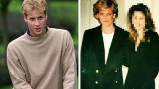 Princ William slaví 36 let: Kterou jeho pubertální lásku mu princezna Dianapřivedla