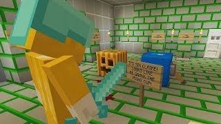 Minecraft Xbox - Legend Of The Holy Grail - Short & Sweet [4]