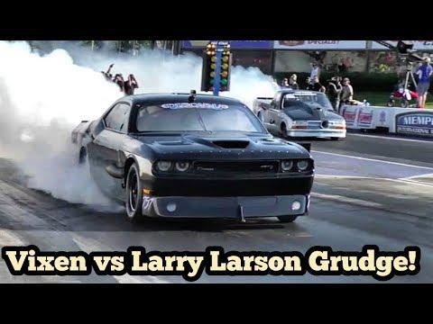 Vixen vs Larry Larson Grudge match at Memphis No Prep Kings