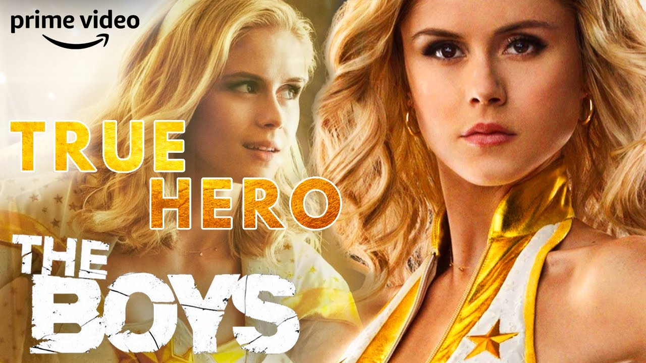 Download Why Starlight Is A True Superhero | The Boys | Prime Video