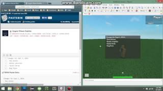 ROBLOX Pastebin Notifier