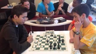 USCS 30 Blitz Tournament: Game 4