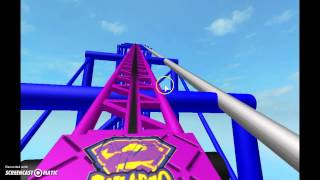Roblox: Bizarro (Six Flags) by therealseanx
