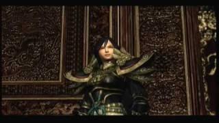 Dynasty Warriors 6: Empires CAW ending  (Officer mode, high rank)