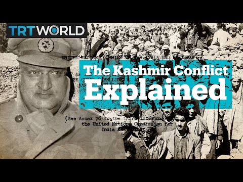 The Kashmir conflict in under 4 minutes