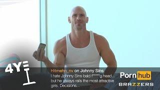 Pornstars Read Mean Comments #1