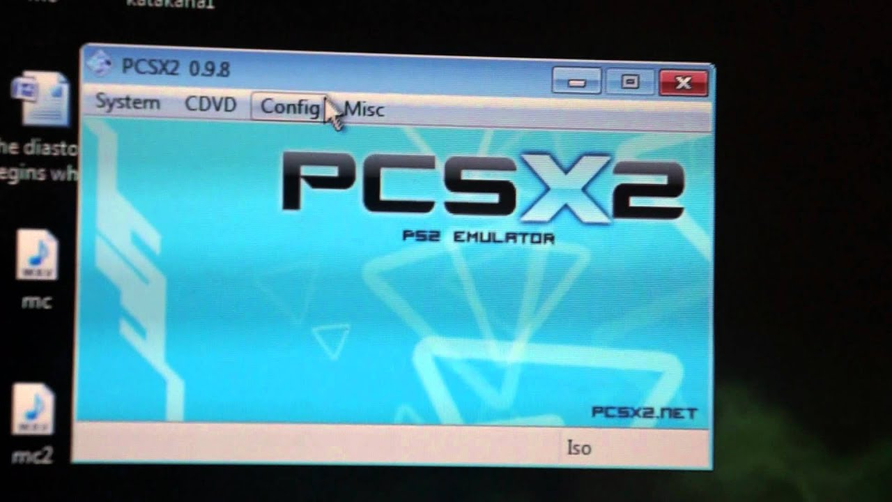 pcsx2 running slow (playing persona 3 fes) by justletmewatchable