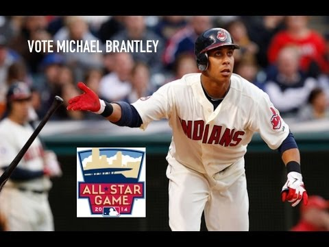 Michael Brantley 2014 All Star Game Campaign