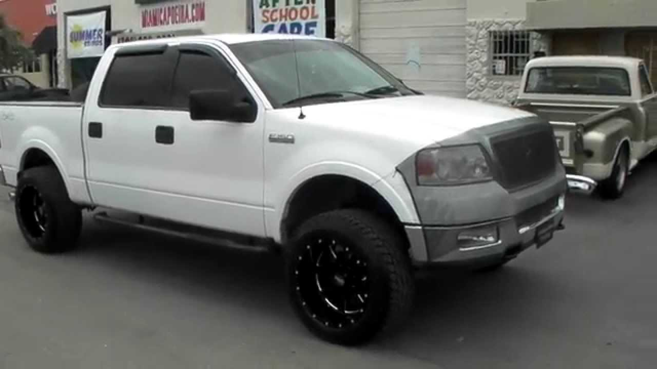 Maxresdefault on 2004 Ford F 150 White