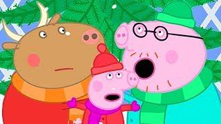 Peppa Pig en Español Episodios completos ❄️Las maravillas de invierno ❄️ Navidad ❄️Pepa la cerdita