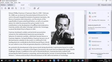 Word-tiedoston tallentaminen pdf- ja doc-tiedostoiksi